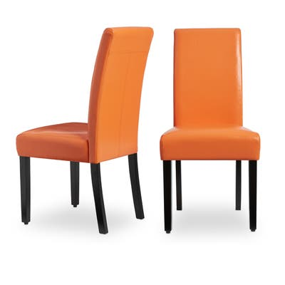 Buy Orange Kitchen & Dining Room Chairs Online at Overstock ...