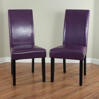 Purple Kitchen & Dining Room Chairs For Less | Overstock