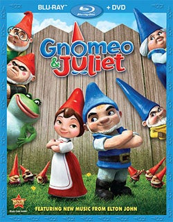 Gnomeo and Juliet (Blu-ray/DVD)