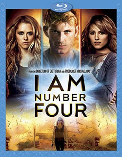 I Am Number Four (Blu-ray Disc)