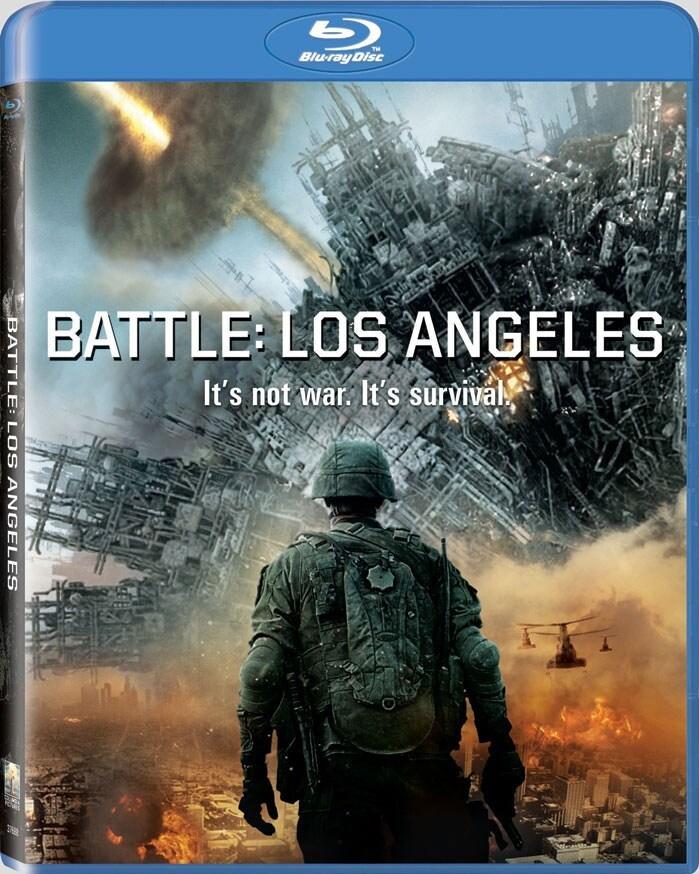 Battle: Los Angeles (Blu-ray Disc)