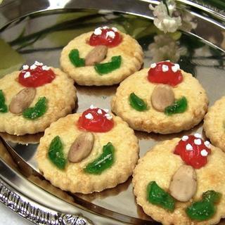 Oma Gisi's Lucky Mushroom Cookies (Box of 18)