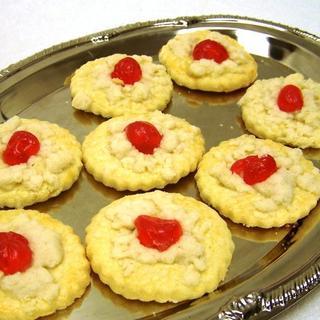 Oma Gisi's Streusel Cookies (Box of 18)