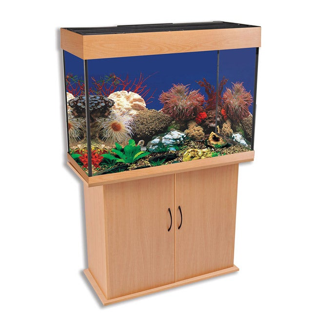 Delta Queen 58-gallon Aquarium and Stand