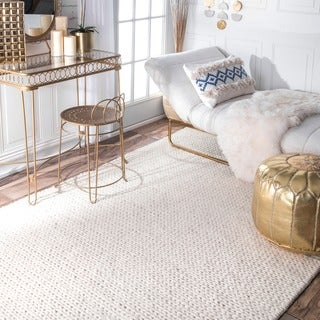White Living Room Rug Beauteous White Rugs & Area Rugs  Shop The Best Deals For Nov 2017 Design Inspiration
