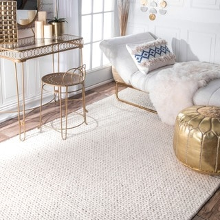 White Living Room Rug Brilliant White Rugs & Area Rugs  Shop The Best Deals For Nov 2017 Design Decoration