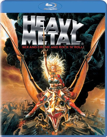 Heavy Metal (Blu-ray Disc)