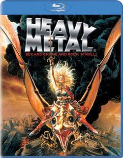 Heavy Metal (Blu-ray Disc)