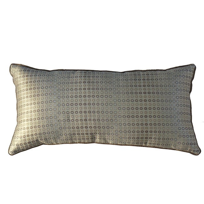 Gold Bombay Cavalli Circles Decorative Pillow