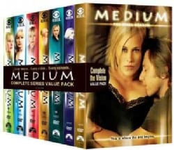Medium: The Complete Series (DVD)