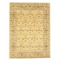 Handmade Herat Oriental Indo Wool Rug  - 8' x 11' (India)