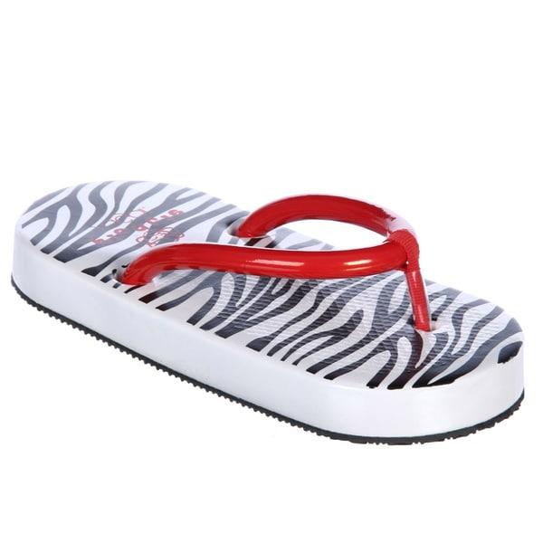 Sugar Women's 'Floatie' Flip Flop Sandals