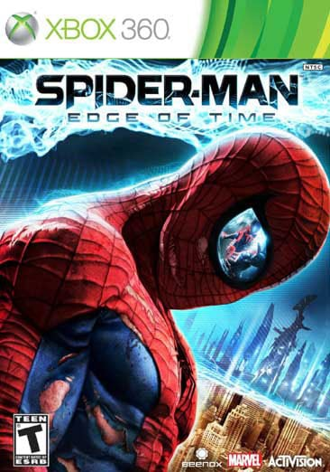 Xbox 360 - Spider-Man: Edge of Time