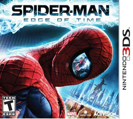 Nintendo 3DS - Spider-Man: The Edge of Time - By Activision