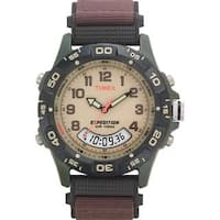 Timex Men's T45181 Expedition Analog-Digital Nylon Strap Watch