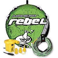 Airhead Rebel 54-inch Deck Tube Towable Kit