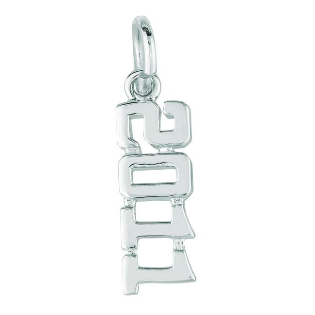 Sterling Silver 2011 Charm