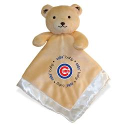 Baby Fanatic Chicago Cubs Snuggle Bear - Thumbnail 2