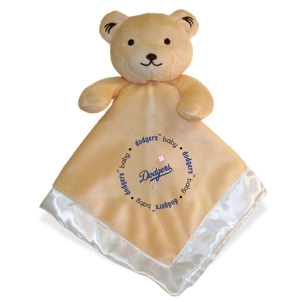 Baby Fanatic Los Angeles Dodgers Snuggle Bear - Thumbnail 0