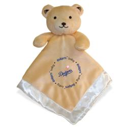 Baby Fanatic Los Angeles Dodgers Snuggle Bear - Thumbnail 2