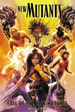 New Mutants 3: Fall of the New Mutants (Paperback)