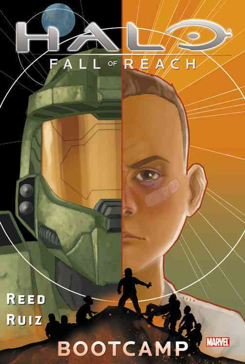 Halo: Fall of Reach: Boot Camp (Paperback)