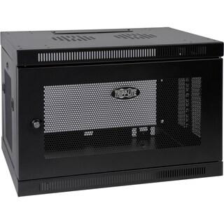 Tripp Lite 9U Wall Mount Rack Enclosure Server Cabinet w/ Door & Side