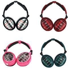 Able Planet Extreme Foldable Active Noise Canceling Headphones - Thumbnail 1