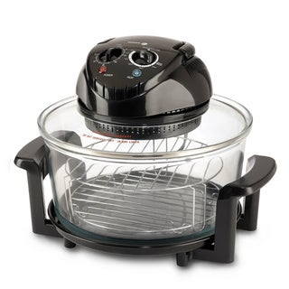 Fagor Black Halogen Tabletop Convection Oven