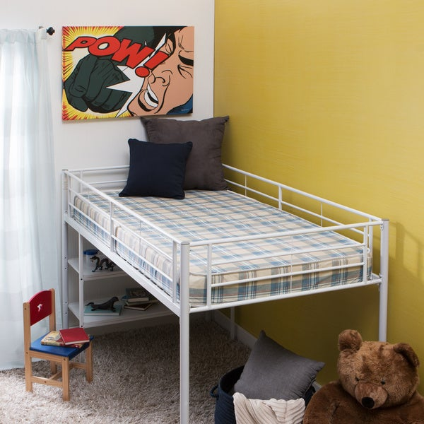 InnerSpace 5-inch Bunk Bed/ Dorm Twin XL-size Foam Mattress