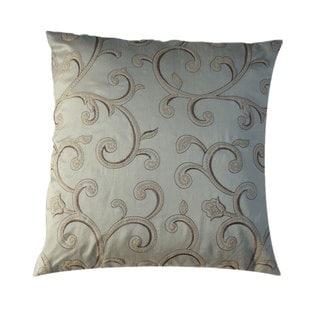 Cream Bombay Stiletto Decorative Pillow