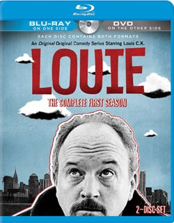 Louie: The Complete First Season (Blu-ray/DVD)