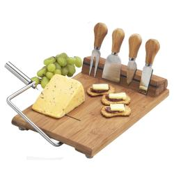 Picnic at Ascot Silton Cheese Board Slicer Set