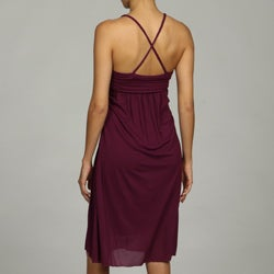 Ruby Juniors Pleat Front Dress