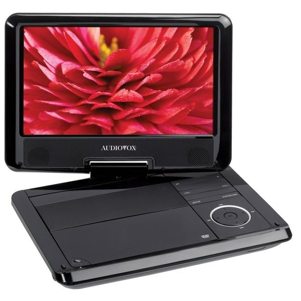 "VOXX Electronics DS9341 Portable DVD Player - 9"" Display"