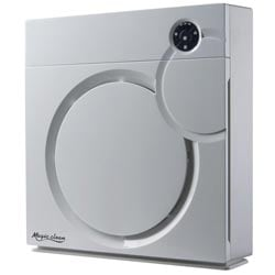Sumpentown AC-7014W White HEPA Air Purifier with Ion Flow Technology