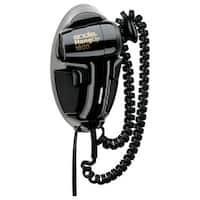 Andis Night Light Black Hang-up 1600-watt Ionic Hair Dryer