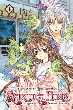 Sakura Hime: The Legend of Princess Sakura 4 (Paperback)