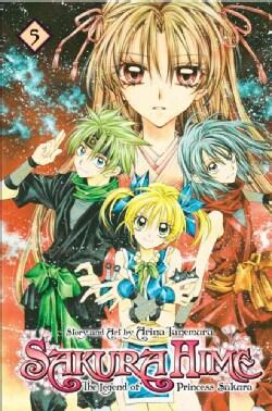 Sakura Hime: The Legend of Princess Sakura 5 (Paperback)