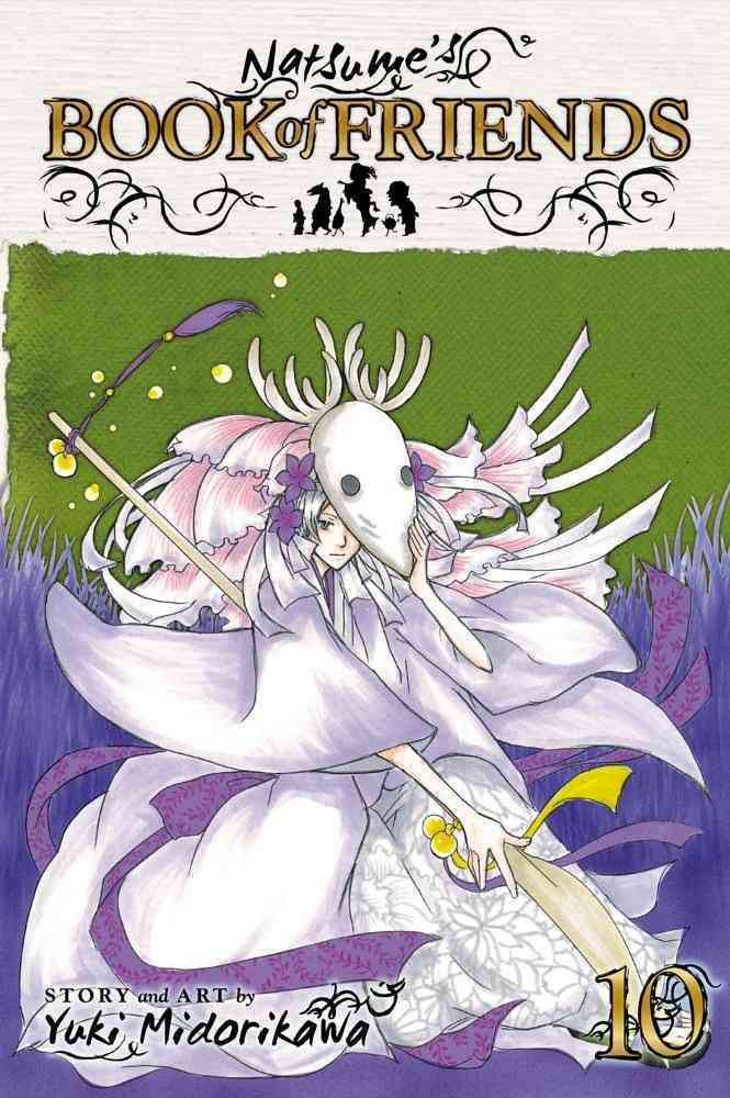 Natsume's Book of Friends 10 (Paperback)