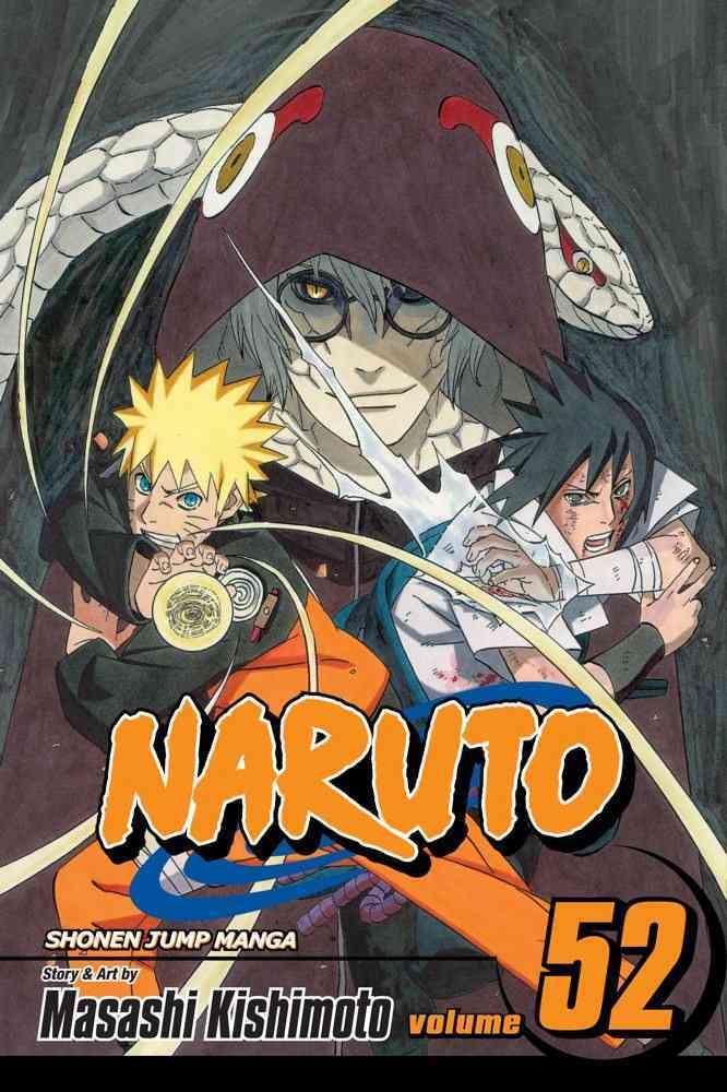 Naruto 52 (Paperback)