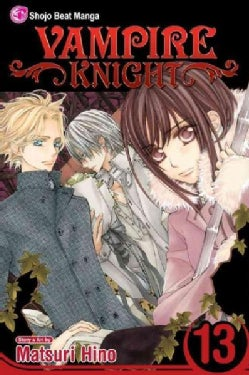 Vampire Knight 13 (Paperback)