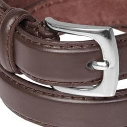 Daxx Unlimited Boy's Genuine Leather Belt - Thumbnail 1