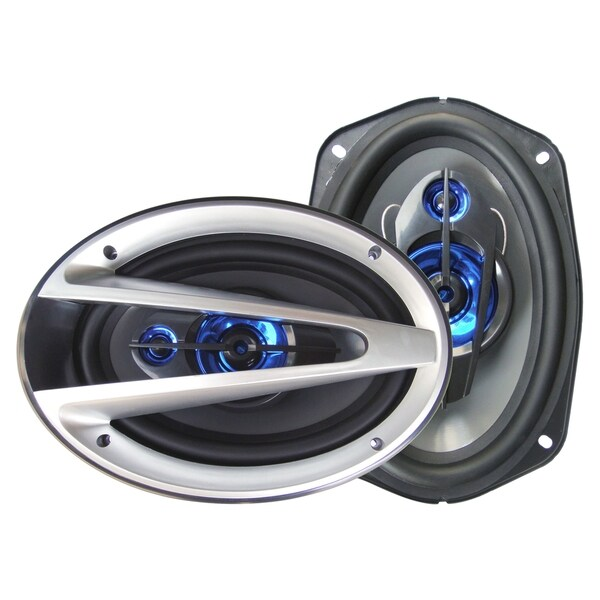 Supersonic SC-6901 Speaker - 1200 W PMPO - 3-way