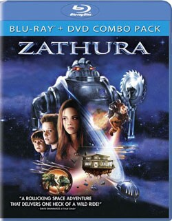 Zathura: A Space Adventure (Blu-ray/DVD)