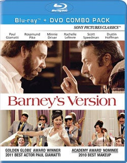 Barney's Version (Blu-ray/DVD)