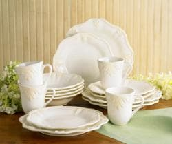 Lenox Butler's Pantry 16-piece Dinnerware Set