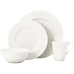 Lenox Opal Innocence Carved 4-piece Place Setting