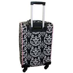 Jenni Chan Damask 360 Quattro 21-inch Carry-on Spinner Upright - Thumbnail 1