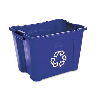 Rubbermaid Commercial Stacking Recycle Bin-|https://ak1.ostkcdn.com/images/products/5829968/P13545627.jpg?_ostk_perf_=percv&impolicy=medium